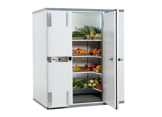 Домашний холодильник для хранения овощей и фруктов