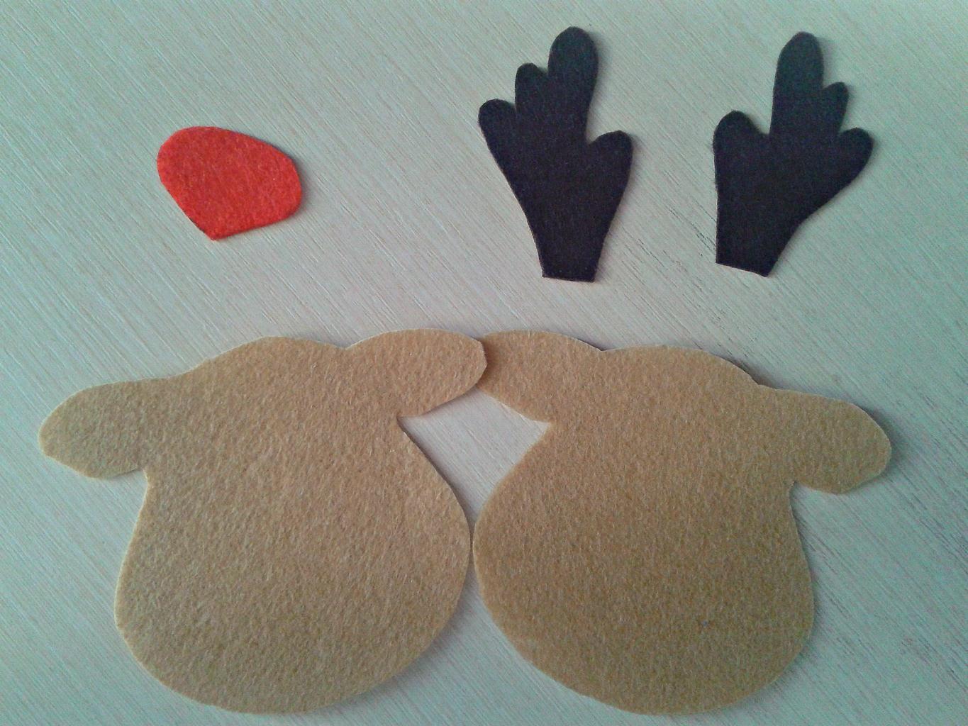 Игрушка олененок своими руками фото 491