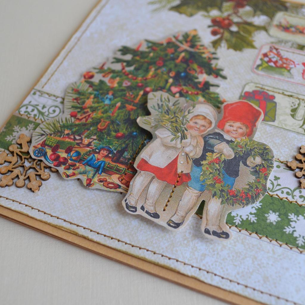 Рамки, новогодние открытки книжки своими руками