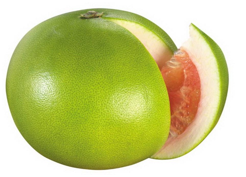 Помело с чем скрещен фрукт