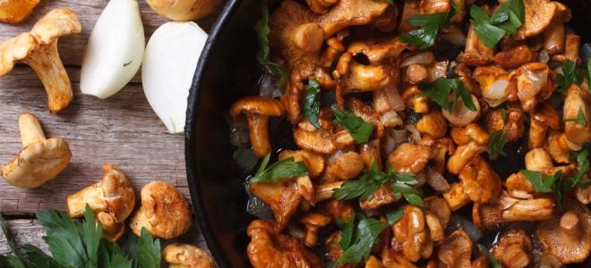 Как хранить жареные грибы на зиму?