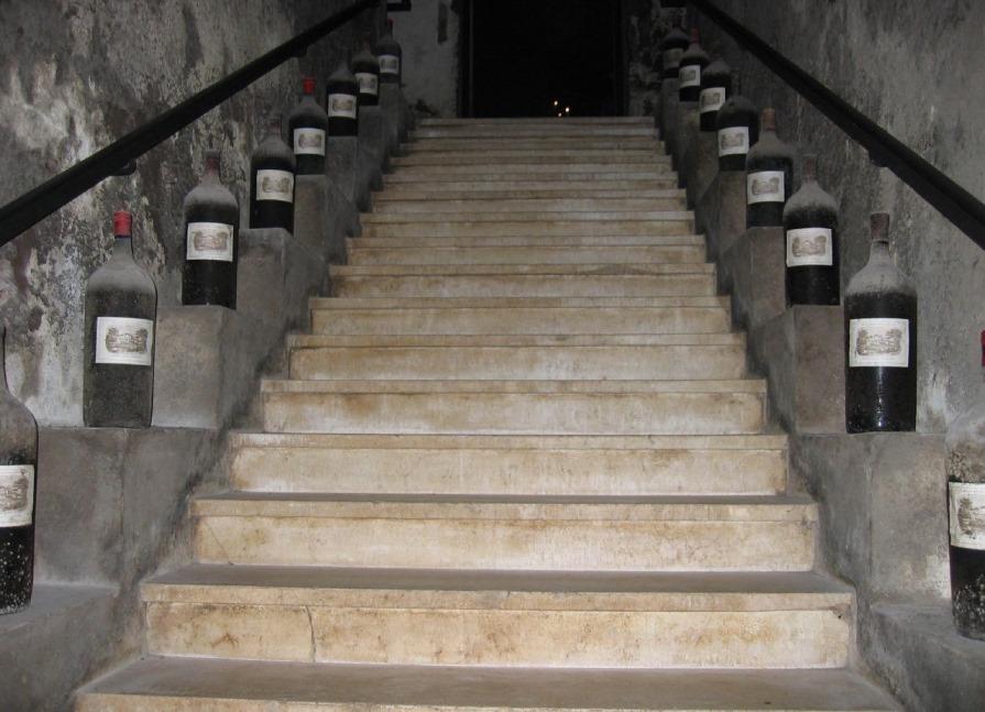лестница в подвал фото