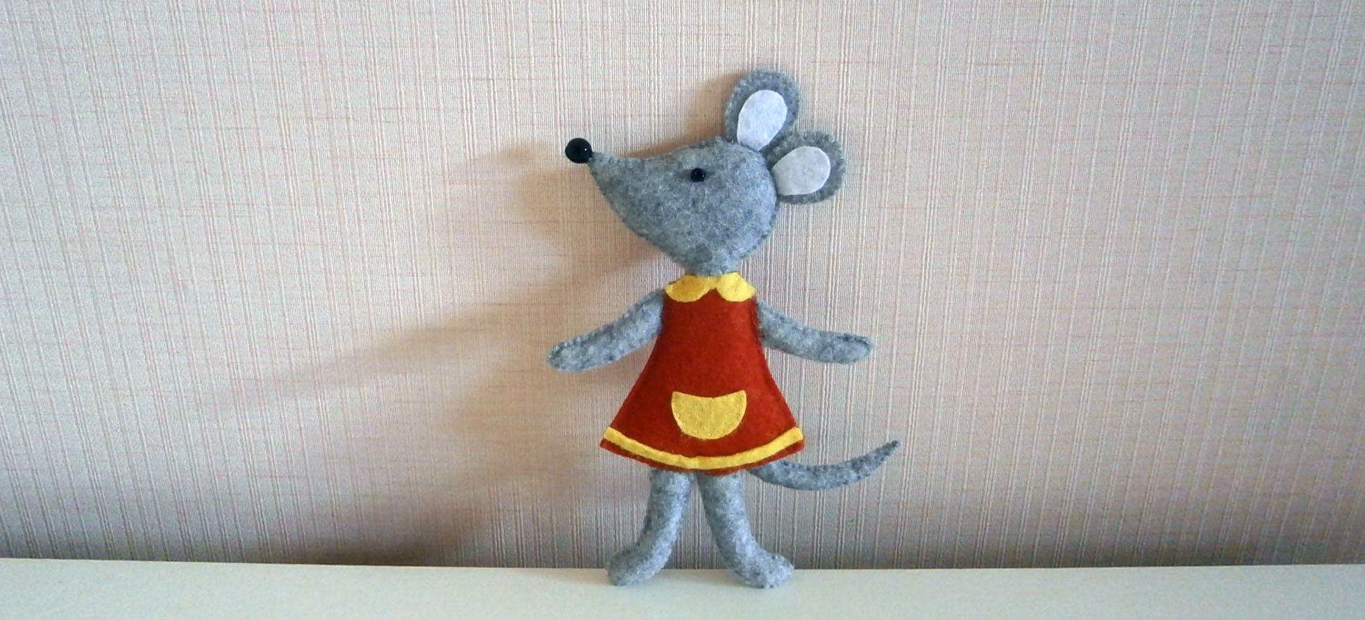 Мышь сшить своими руками фото 853