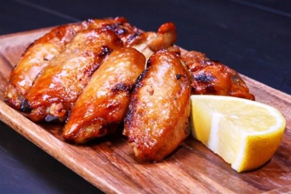 Курица в медовом соусе на сковороде