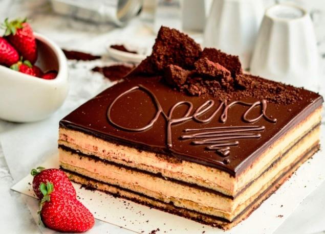 торт опера рецепт настоящий