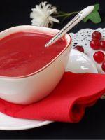 Клюква, протертая с сахаром - рецепт