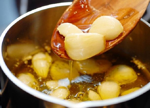 Чесночное масло рецепт приготовления для еды