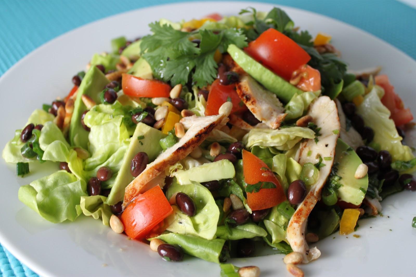 Салат из куриной грудки копченой рецепты простые и вкусные 162