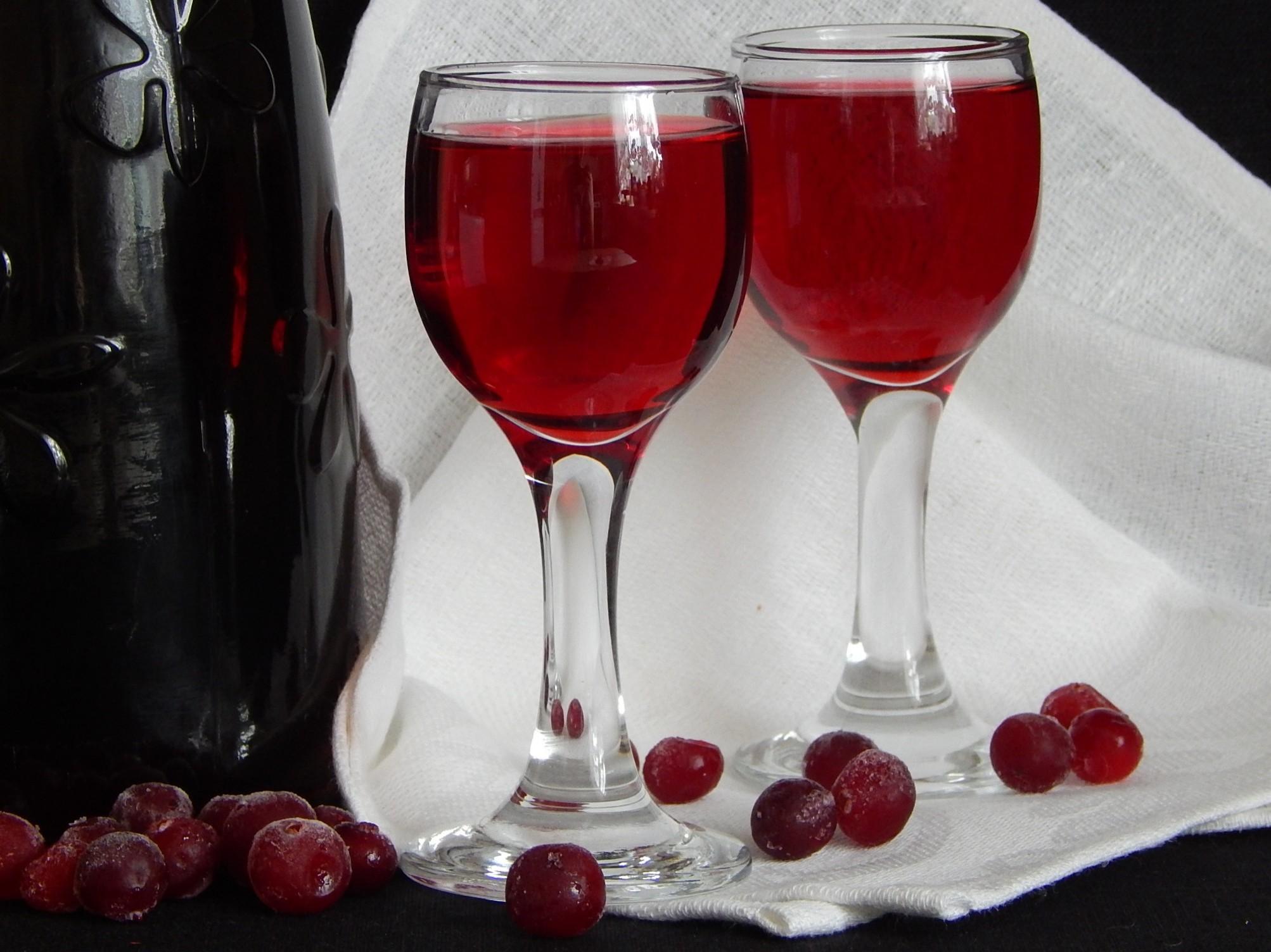 Рецепты приготовления настойки из клюквы на водке в домашних условиях