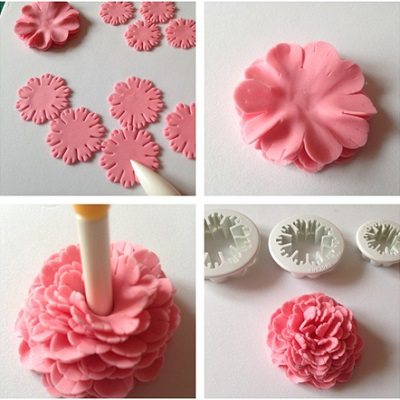 Как сделать цветы своими руками. Из:бумаги, лент, ткани 91