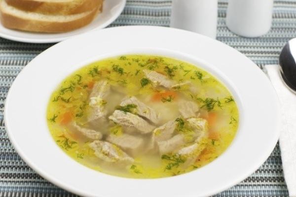 рецепт картофельного супа с говядиной