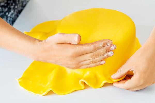 Сделать мастику своими руками для начинающих