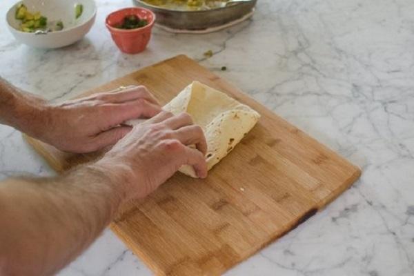 Начинка для шаурмы рецепт с фото пошагово. Как сделать 13