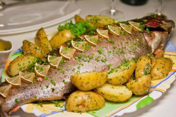Соусы для рыбы рецепты приготовления в духовке