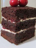 Крем для шоколадного бисквита - лучшие рецепты для вкусного наполнения торта