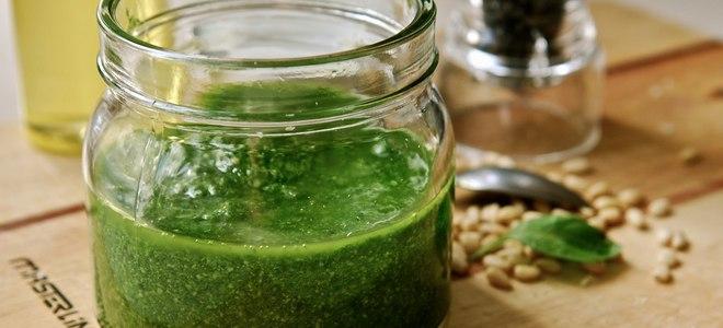 аджика из зеленых помидор на зиму рецепт