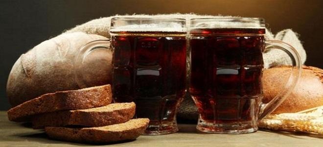 алкогольный хлебный квас рецепт