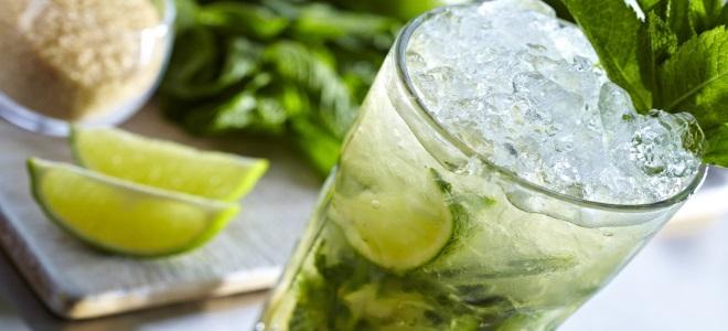 алкогольный коктейль мохито рецепт