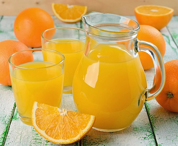 Как сделать домашний лимонад из апельсинов