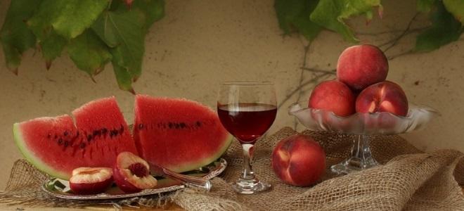 арбузное вино