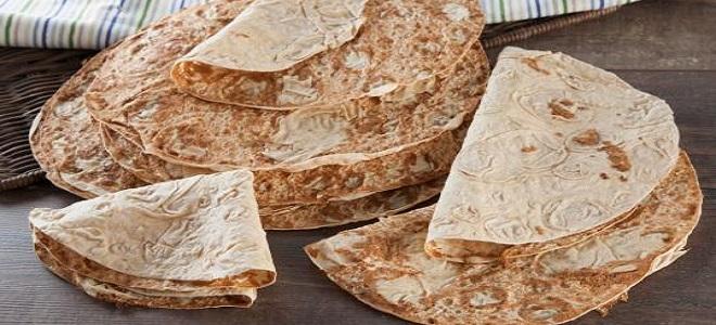 Армянский лаваш - рецепт приготовления в домашних условиях