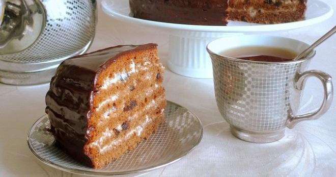 Медовик в мультиварке - простые и вкусные рецепты ароматного и пышного коржа