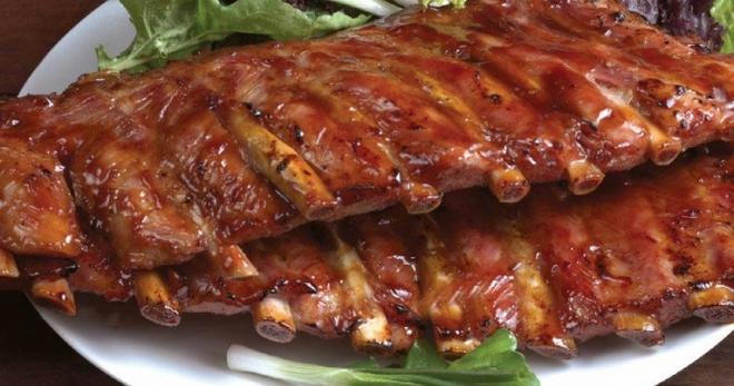 Рецепт приготовления бараньих ребрышек