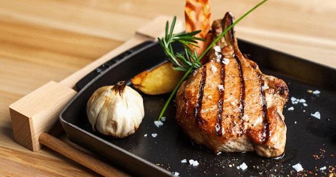 рецепты с фото блюда из свинины