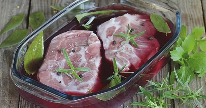 Как мариновать мясо чтобы было мягким