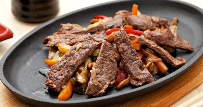 Мясо с овощами - самые вкусные рецепты для всей семьи на каждый день