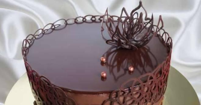 Глазурь для торта Рецепты глазури для торта 25