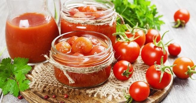 Помидоры в томатном соке - самые вкусные рецепты оригинальной консервации