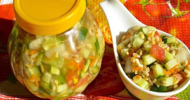 рецепт засолки огурцов на рассольник