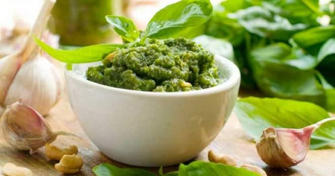 Зеленая аджика - 9 самых оригинальных и вкусных рецептов пикантной закуски