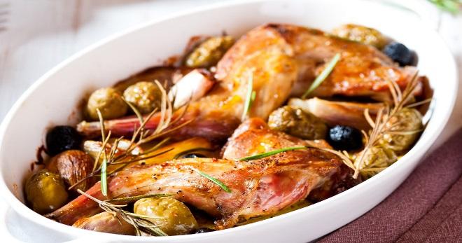 Рецепты приготовления кролика в духовке на праздник рецепты приготовления жареных крабовых палочек