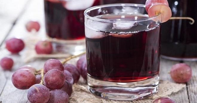 Компот из винограда - лучшие рецепты на зиму и на каждый день
