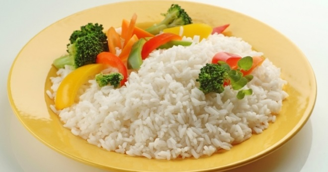 Рассыпчатый рис с овощами в мультиварке лучший рецепт — 10