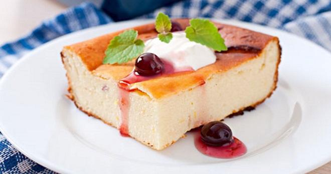 Простые и вкусные рецепты из творога и сметаны