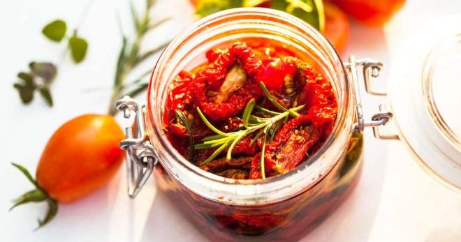 Вяленые помидоры - самые лучшие рецепты вкусной итальянской закуски