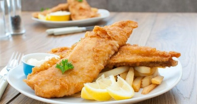 Кляр для рыбы - вкусные простые пошаговые рецепты | 347x660