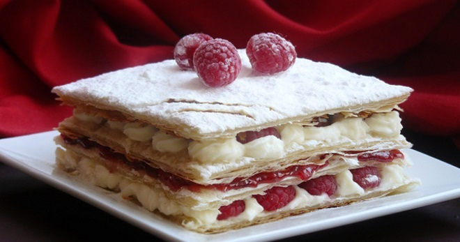 как приготовить торт мифлей