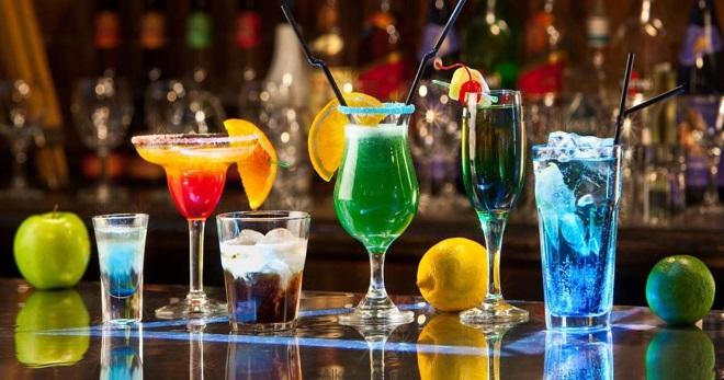 Алкогольные коктейли - вкусные и оригинальные рецепты праздничных напитков