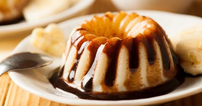 Пудинг - рецепты восхитительно вкусного и нежного лакомства