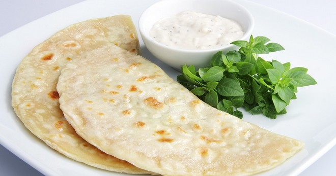 Кутабы с зеленью - вкусные рецепты национального азербайджанского блюда