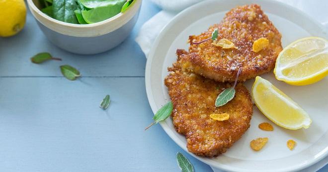 Шницель из свинины - вкусные рецепты простого и сытного блюда