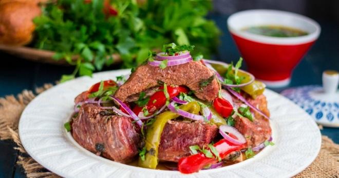 Хашлама - рецепты вкусного, сытного блюда кавказской кухни