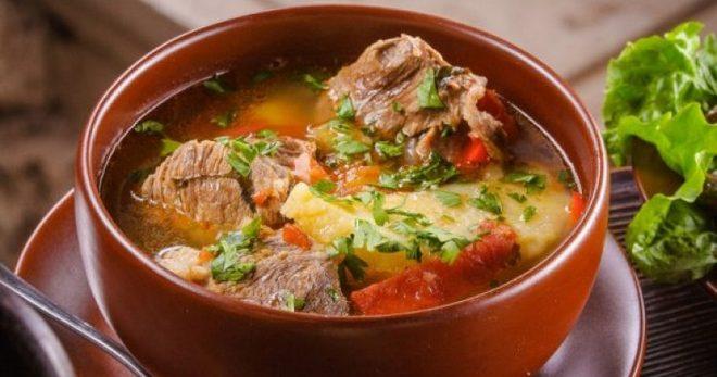 Хашлама из говядины - вкусные рецепты аппетитного и насыщенного кавказского блюда