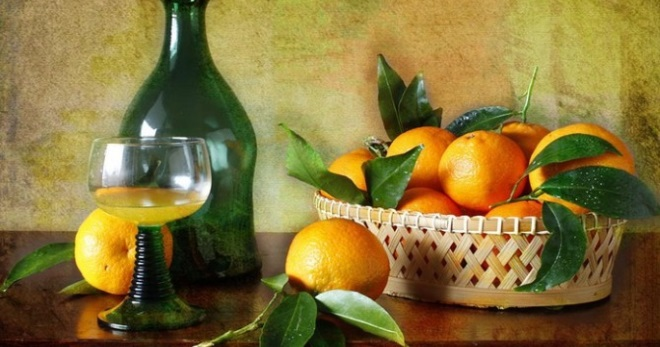 Настойка на мандаринах - лучшие рецепты из корок и мякоти цитрусовых