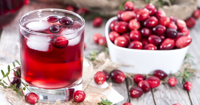 Компот из клюквы - вкусные и оригинальные рецепты полезного витаминного напитка