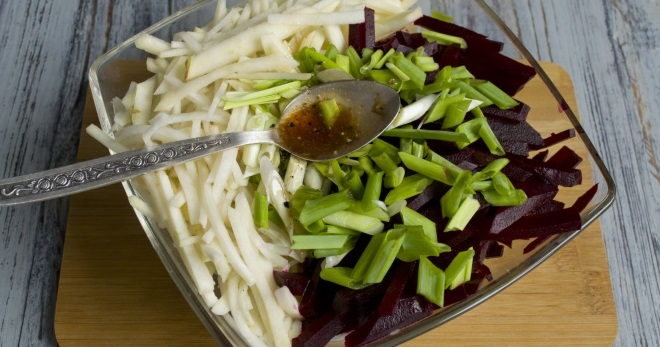как нейтрализовать соль в салате